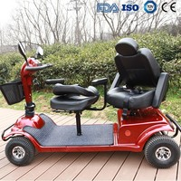 High Power 4 wheel Electric Mobility Scooter For Old People
