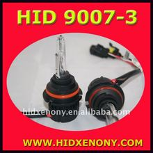 Auto xenon headlight 9007-3,hid light,car hid bulb