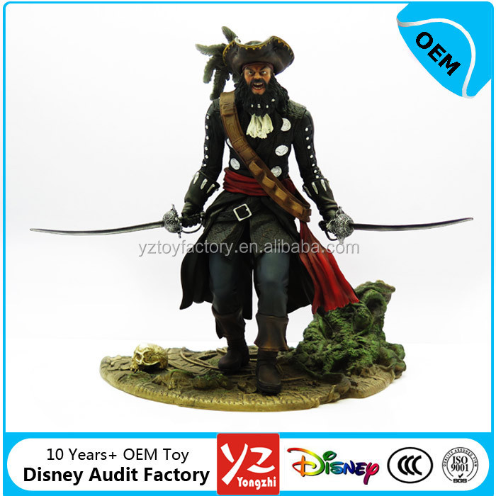 OEM Hot Game and Movie 3d Plastic Figurines by Disny Toys Manufacturer
