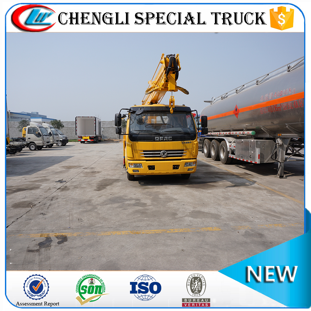 DongFeng 4x2 16m high platform bucket trucks sale