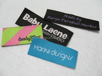custom bulk care labels for leather bags