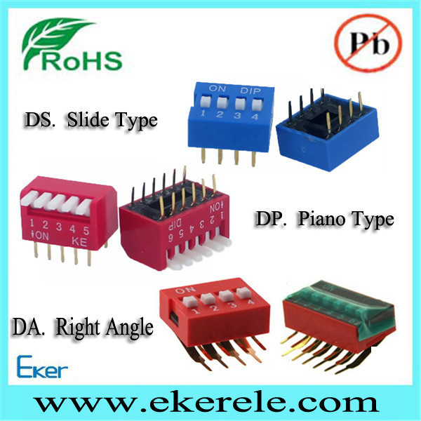 Slide Switch Micro Dip Switch for the Piano Cisco
