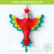 big red Phoenix for home decoration