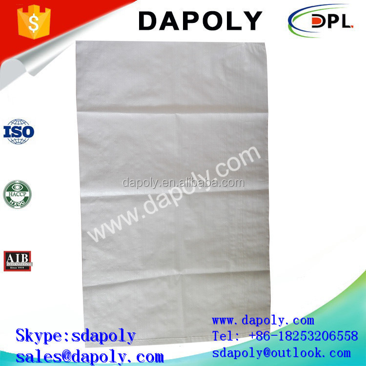 Good Price Part of Recycled Material Plastic PP Woven Bag