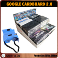Custom CDU display packed google cardboard virtual reality VR glasses 2.0