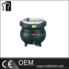 Buffet Equipment Electric Soup Pot