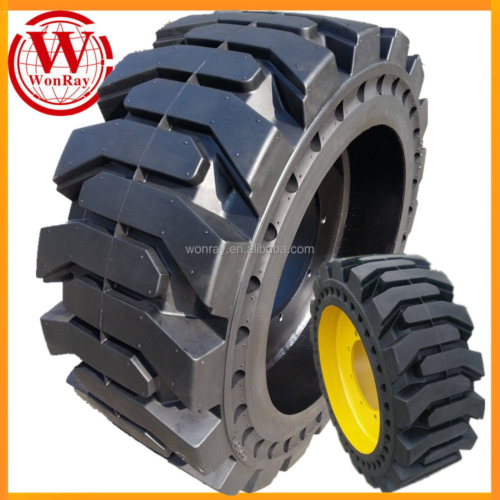 265/70r16 commercial skid steer tires with wheel 10-16.5 for sale