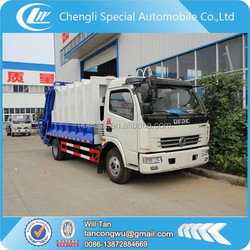 waste compactor vehicle,solid waste compactor
