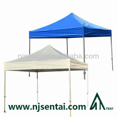 3X3M Top Quality Waterproof 100% PVC Aluminum Popup Heavy Duty Gazebo Exhibition Event Marquee Canopy Outdoor Folding BBQ Tent