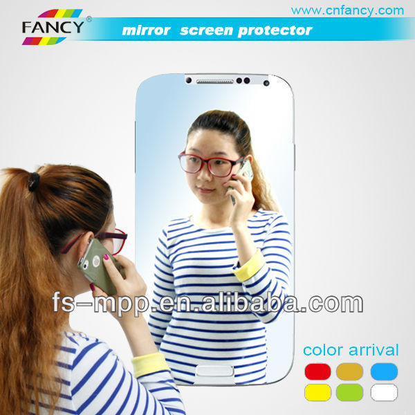 3x Mirror Screen Protector Film Cover for 3G iPhone