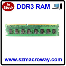Top ram supplier 2GB / 4GB / 8GB DDR3 1333 Mhz with original chips