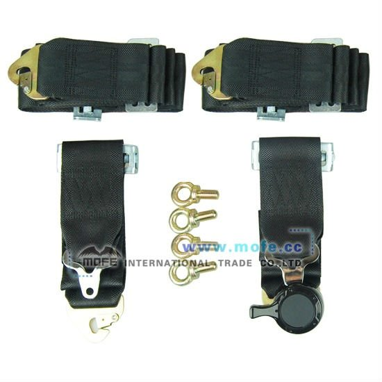 OEM supplier FIA 2017 5 point racing seat belt harness
