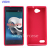 cheap cell mobile cases gel tpu case for zte blade g lux v830w