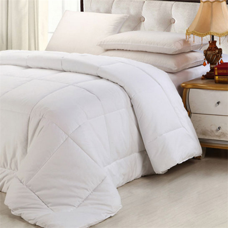 Yintex Home and Hotel Siliconized Fiber Fill Down Alternative Queen Comforter Set