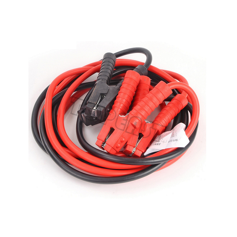 Car Truck Battery Booster Line Jumping Cables Power Fire Wire with Heavy Duty Clip
