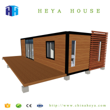 prefabricated luxury container villa architectural design and drawing