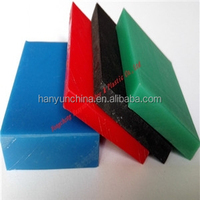 1mm colored 4X8 plastic HDPE sheet black