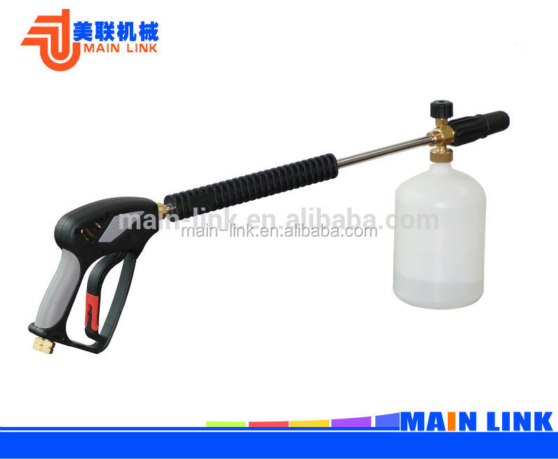 spraying car wash foam gun foam wash gun