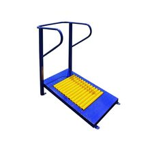High quality factory price metal leisure uptown sport training fitness gymnastics equipment outdoor treadmill