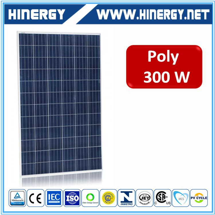 CE approved 300 wsolar panel 250w 255w 260w 270w 300w solar module best efficiency poly 300w solar energy panel