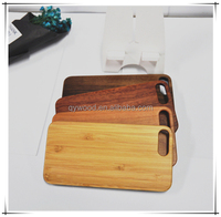 2017 New TPU Rubber Mobile Phone Case,Western Wooden Bamboo Cell Phone Case