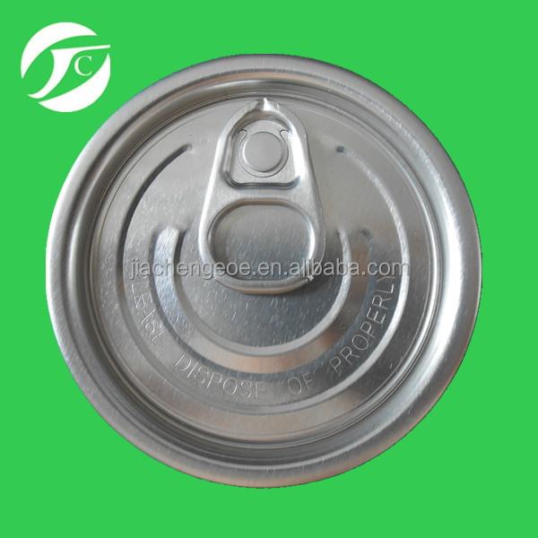 209 easy open lid can cover can top