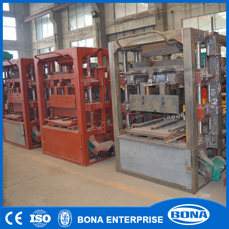 New Machinery In China Light Weight Foam Concrete Block Making Machine
