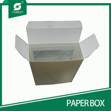 FREE SAMPLE CHIPBOARD PAPER BOXES FOR PACKAGING WITH CLEAR PVC WINDOW
