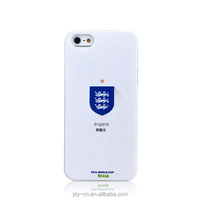 England team logos 2014 brazil world cup phone case For 5s mobile phone case
