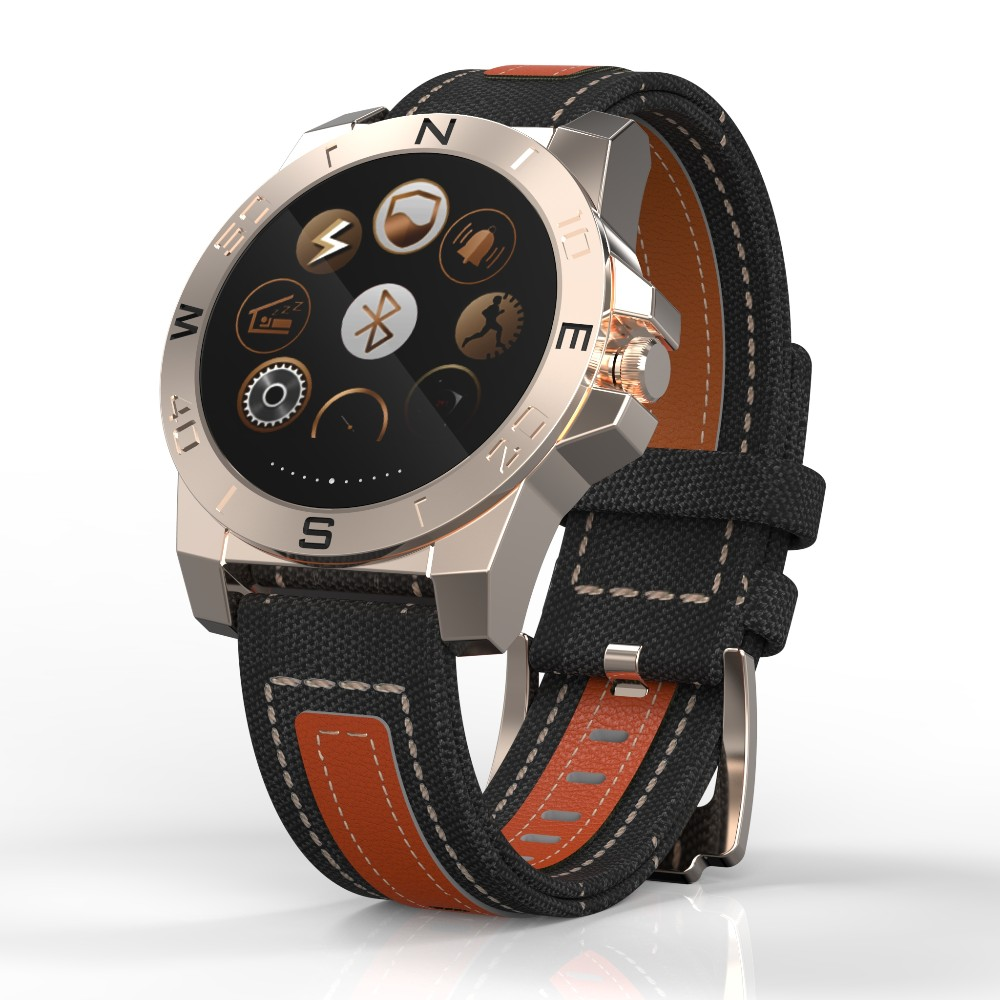 Fashion wristwatch with bluetooth bracelet multiple smart watches