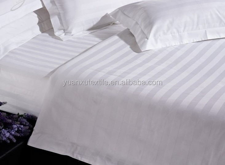 Cotton Satin Fabric for bed sheeting