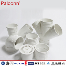 ASTM D2241 PVC pipe and fittings for water supply