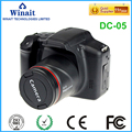 Hot selling digital camera H.264 video file formatAnti-Shake dslr camera 64GB Memory DC-05 professional photo camera