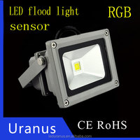 square cob AC85-265V RGB IP65 IP66 Aluminum alloy remote control outdoor led flood lights