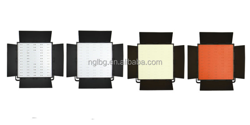 Professional Nanguang CN-600H LED Studio Lighting Equipment, perfect for Photo and Video