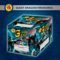 2014 Chinese Liuyang 1.4G Cake fireworks salutes fireworks in the Game 32 Shots