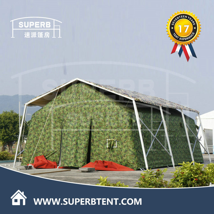 15x15m Used Army Tents for Sale