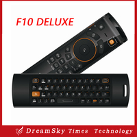 High quality Flying Mouse Air Mouse And Wireless Keyboard Remote Controller Deluxe F10 Three In One For Android TV Set Top Box