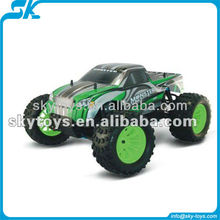 !HSP 1/10th Scale Nitro Off Road Monster Truck-Pivot Ball Suspension speed controller brushed esc Rc gasoline car rc toy volvo