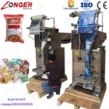 2017 Hot Sale Top Quality Snacks Potato Chips Packing Machine Price