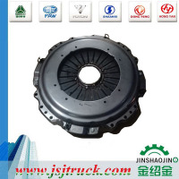 china high quality truck parts sinotruck howo clutch pressure plate EQ420