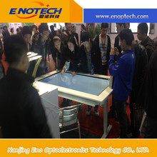 2015 new inventions of advertising product for touch screen for exhibition booths