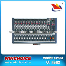 20 mono channels professional audio mixer MPM20-2