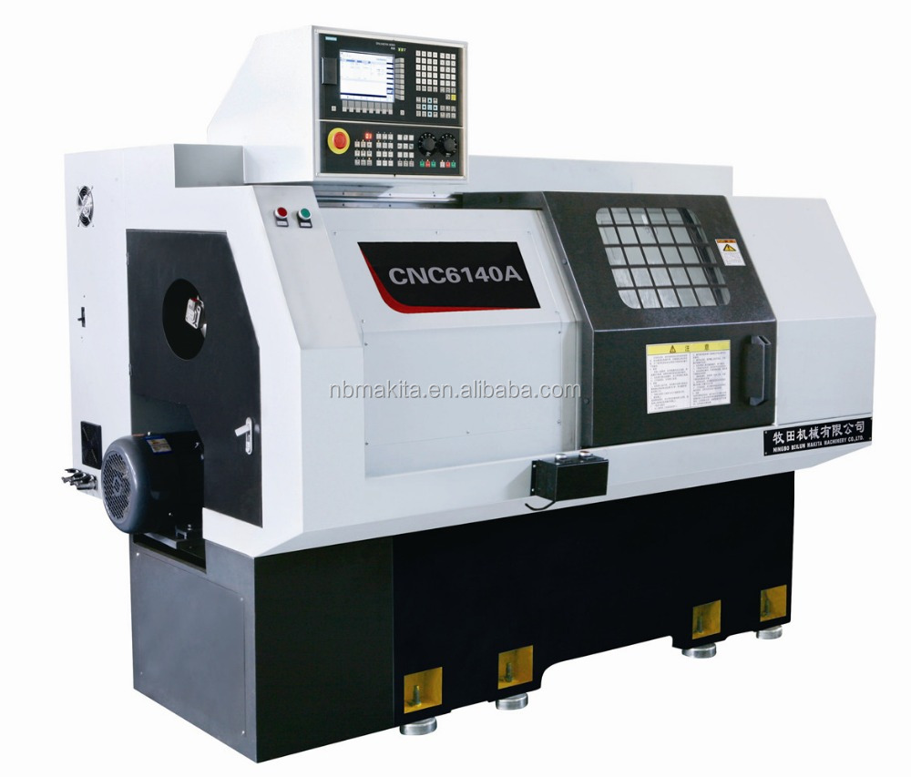 CNC6140A lathe turning machine cnc machine tool