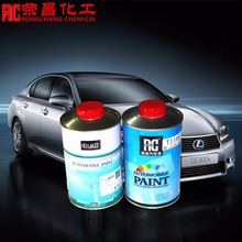 All Types Auto Paint For Car Refinishing