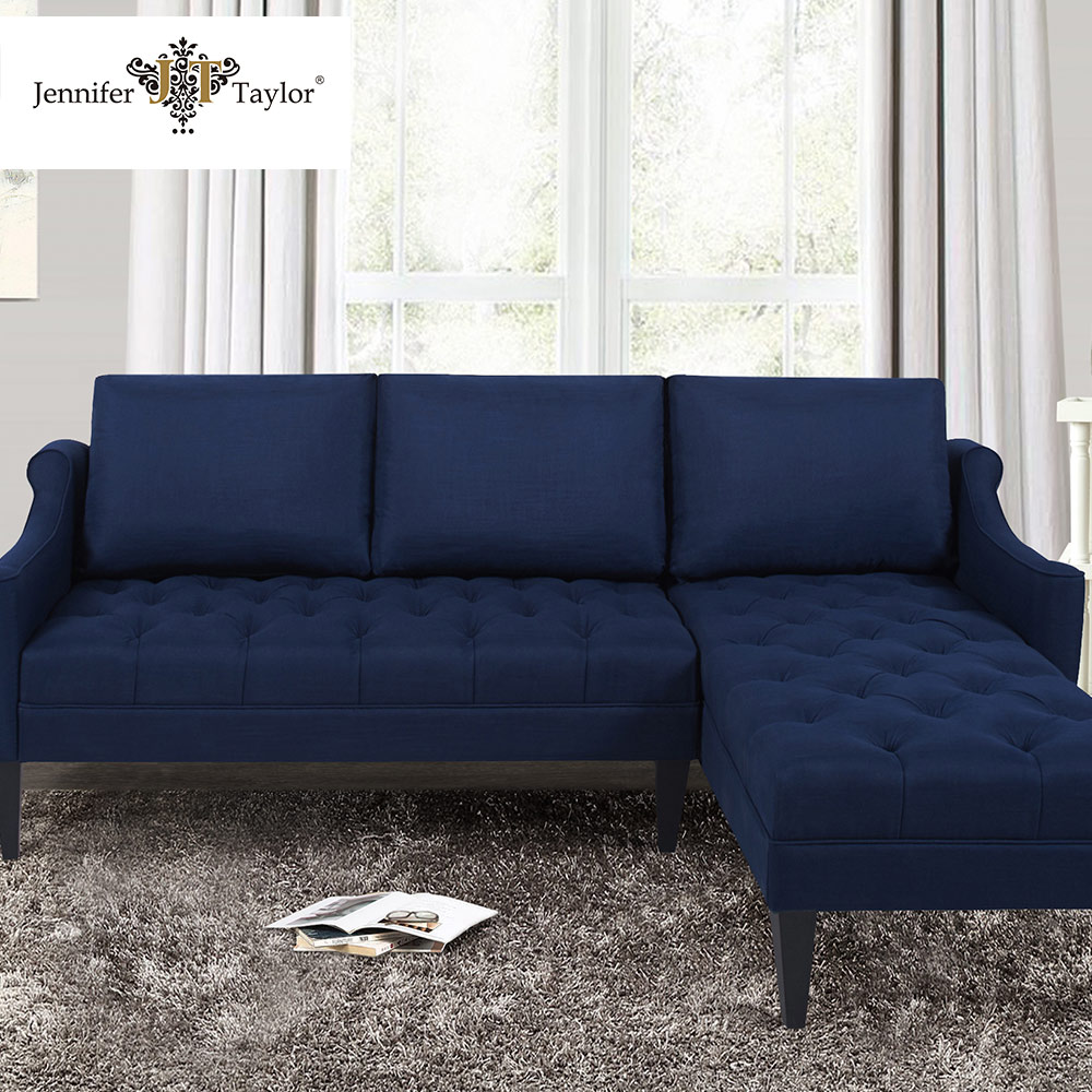 Living Room Furniture Factory Customize L Shaped Sectional Sofa With Chaise Lounge : customize sectional - Sectionals, Sofas & Couches