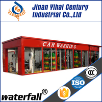 CHINA fully automatic car wash equipment and supply