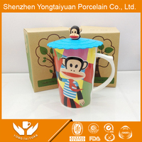 China supplier wholesale customized unbreakable tea cups