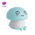 Cute LED Kids Sensor Switch Mushroom Night Light Multicolor Soft Baby Night Light