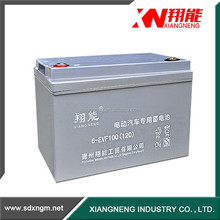 Eco-friendly golf cart car battery wholesale